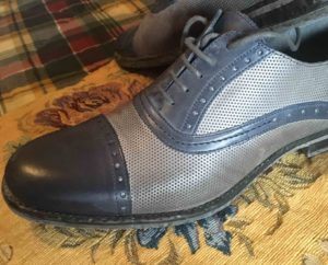 scarpe all'inglese