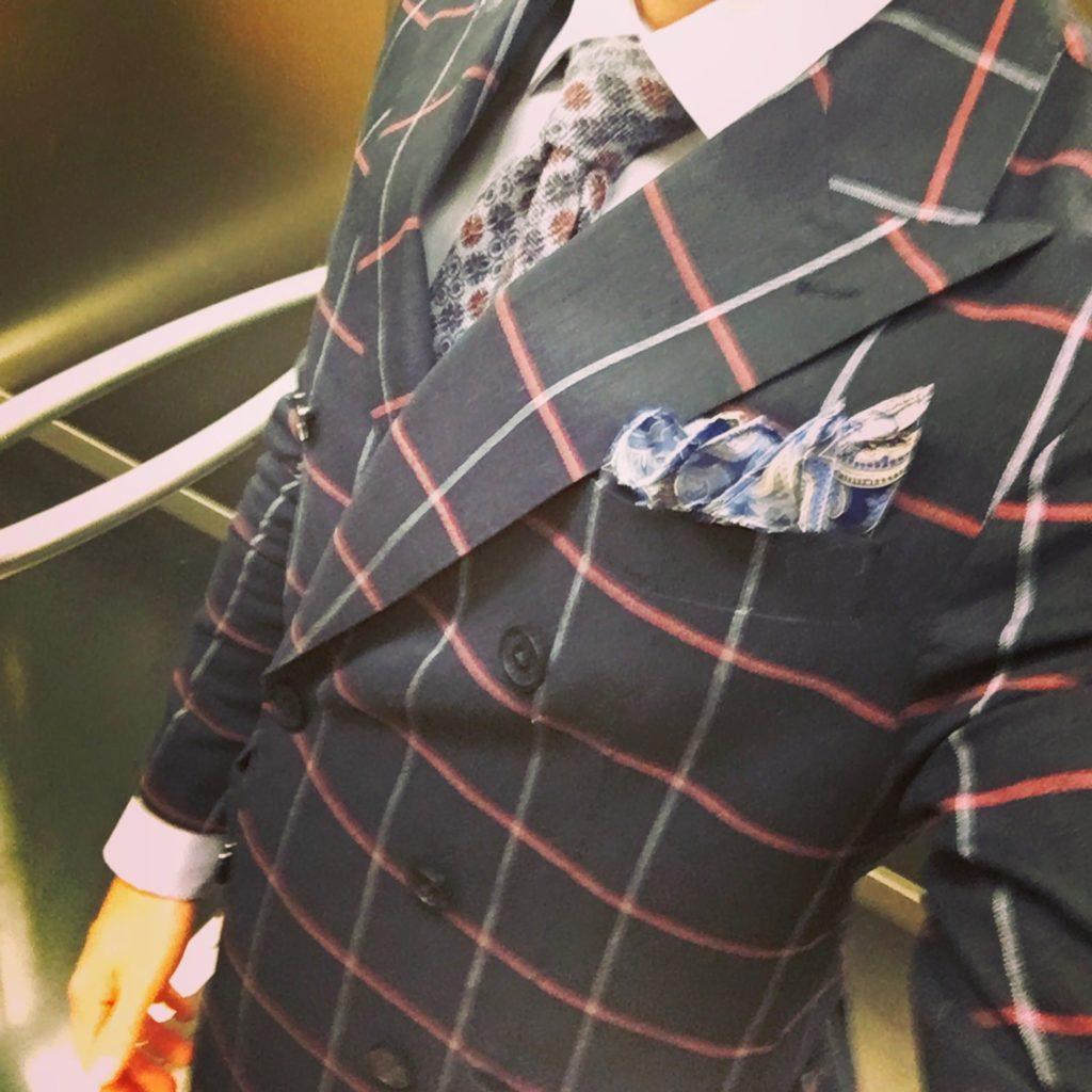giacca doppiopetto uomo