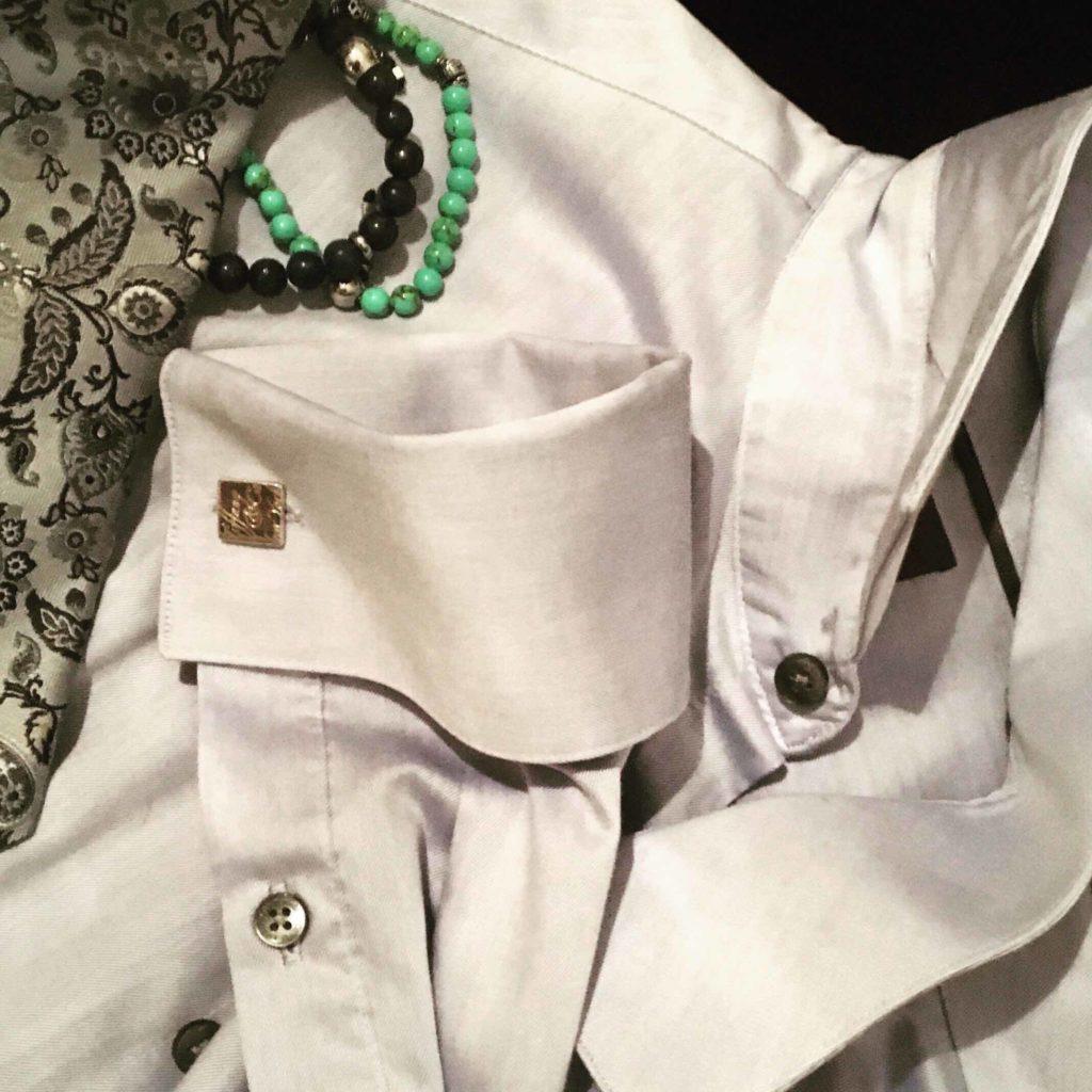 camicia larga elegante