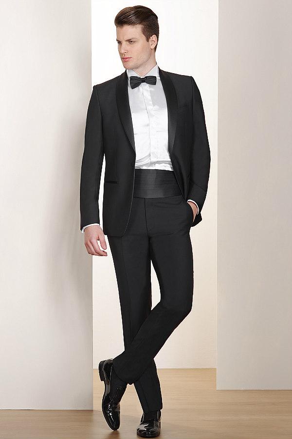 Vestito Matrimonio Uomo Frac : Abito da sposo eleganza maschile