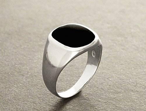 anelli argento uomo