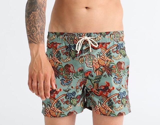 Moda mare uomo: ecco cosa indossare in spiaggia quest'anno