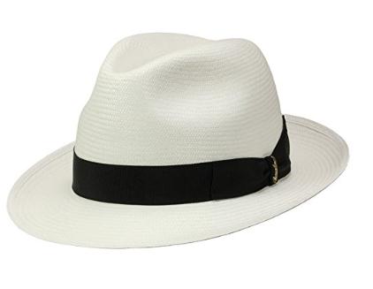 indossare cappello uomo