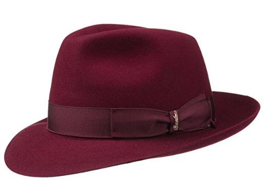 cappello fedora uomo