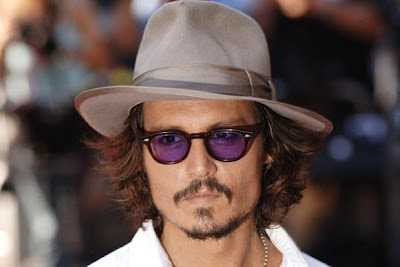 cappello johnny depp