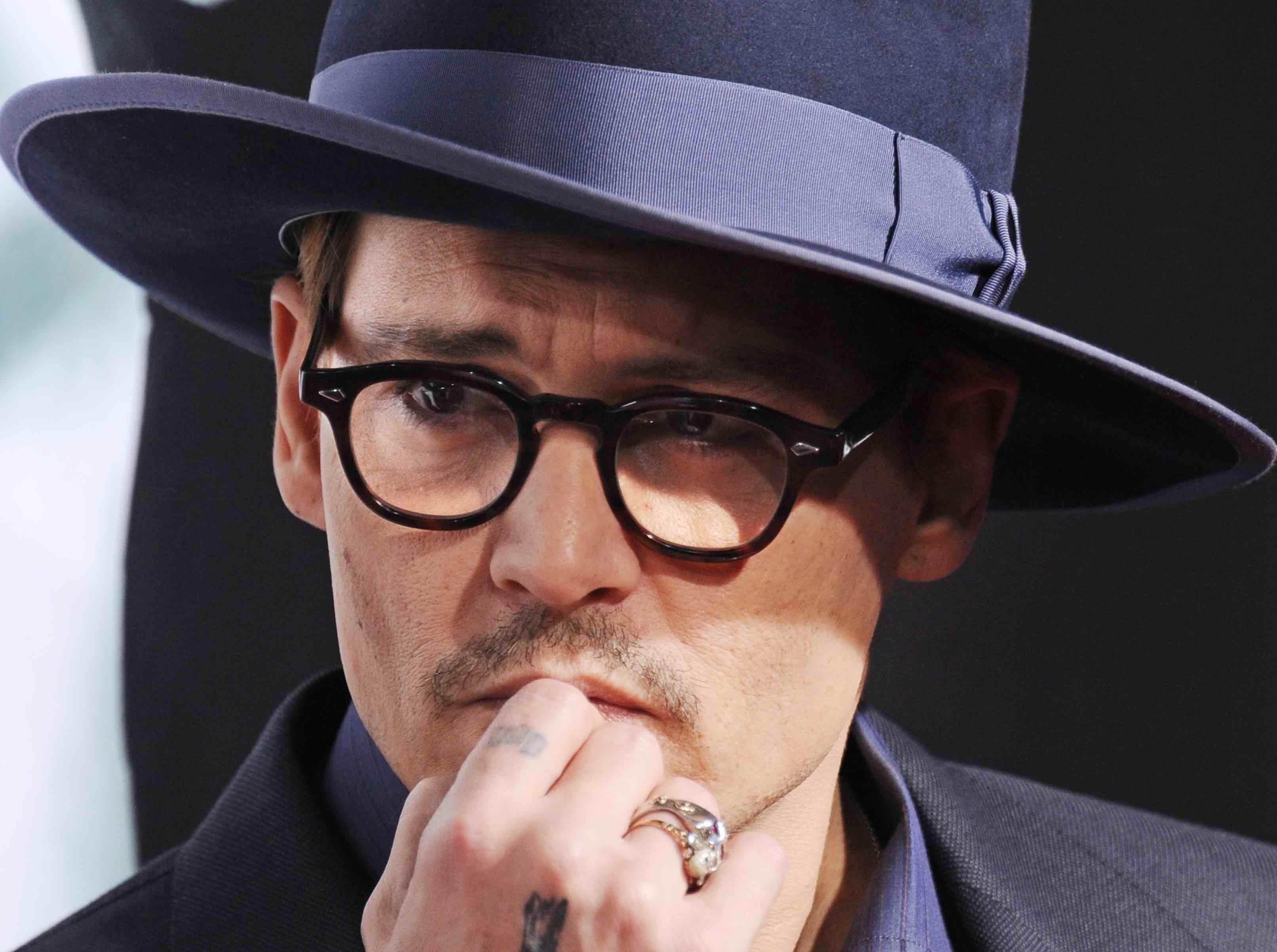 cappello uomo jonny deep