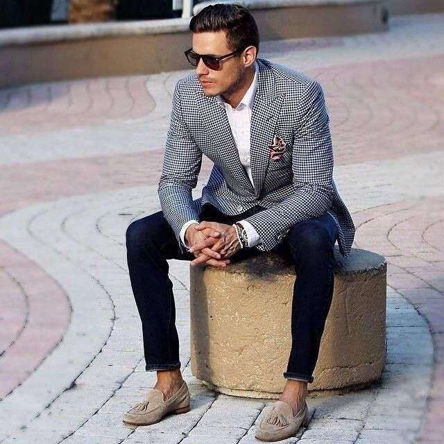 new style 52a48 c9a82 Come indossare i mocassini da uomo: una guida rapida ...